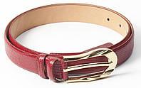 Ремень женский PETEK 2517302-10 Красный (2517302-10)