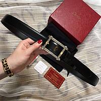 Женский ремень от Cartier