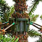 Ель Исскуственная SHERWOOD X-MAS TREE SLIM TIPS 2224 - GREEN 387699-EDL MICA H260XD132CM, фото 8