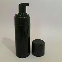 Флакон с пенообразующим дозатором 150 мл ( черный)