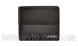 Кожаный кошелек Porsche Sport Classic Wallet