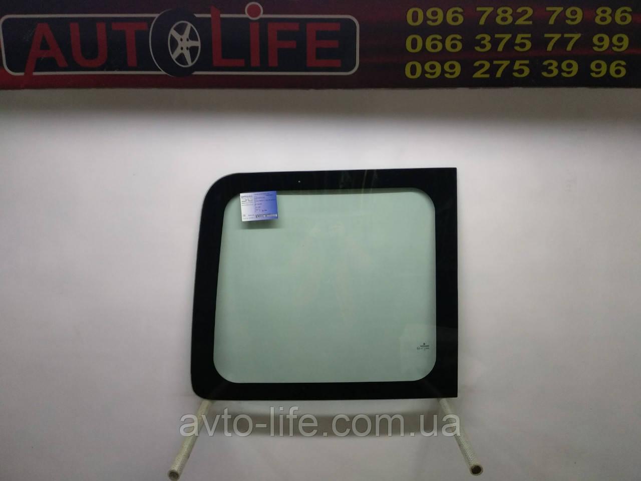 Заднее стекло (тыльное) Renault Master / Opel Movano левое| Заднє скло Рено, Опель | Заміна скла