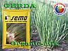 Лук на перо (на зелень) ГЕРДА / GERDA, ТМ SEMO (Чехия), проф. пакет 50 грамм