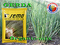 Лук на зелень ГЕРДА / GERDA, ТМ SEMO (Чехия), проф. пакет 50 грамм (ориентировочно 20 000 семян), фото 1