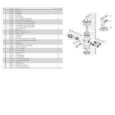 Фильтр Emaux P700 (19.2 м3/ч, D703), для бассейна объёмом до 80 м3, фото 2