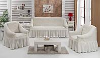 Чехол на диван и 2 кресла, DO&CO