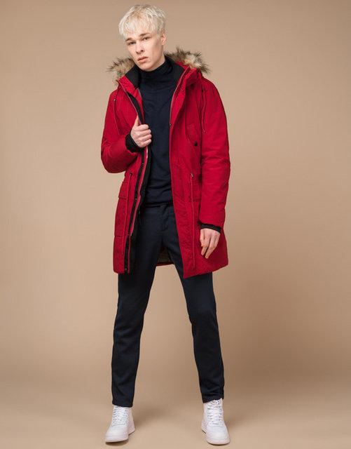 Куртки молодежные зимние Braggart Youth