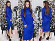 Платье теплое с люрексом , фото 3
