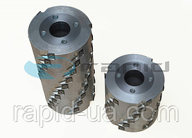 Фреза цилиндрическая алюминий  70х32х158  z4
