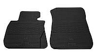 Коврики в салон резиновые передние для BMW 1 E81 2004-2011 Stingray (2шт)