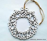 """Новогоднее украшение Home Stile """"Венок"""", фото 1"""