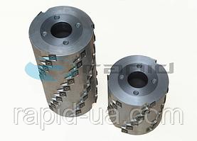 Фреза цилиндрическая алюминий  70х32х62  z6