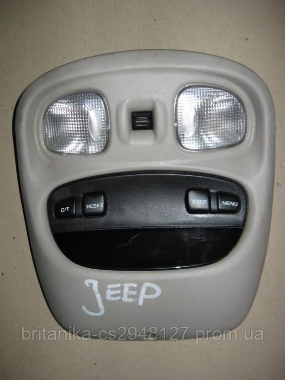 Панель подсветки салона Джип Гранд Чероки бу Jeep Grand Cherokee