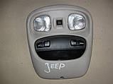 Панель подсветки салона Джип Гранд Чероки бу Jeep Grand Cherokee, фото 3