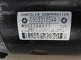Стартер до Джип Гранд Чероки 2.7cdi бу 05033125AB Jeep Grand Cherokee, фото 4