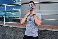 Мужская футболка серая ТУР Бейн