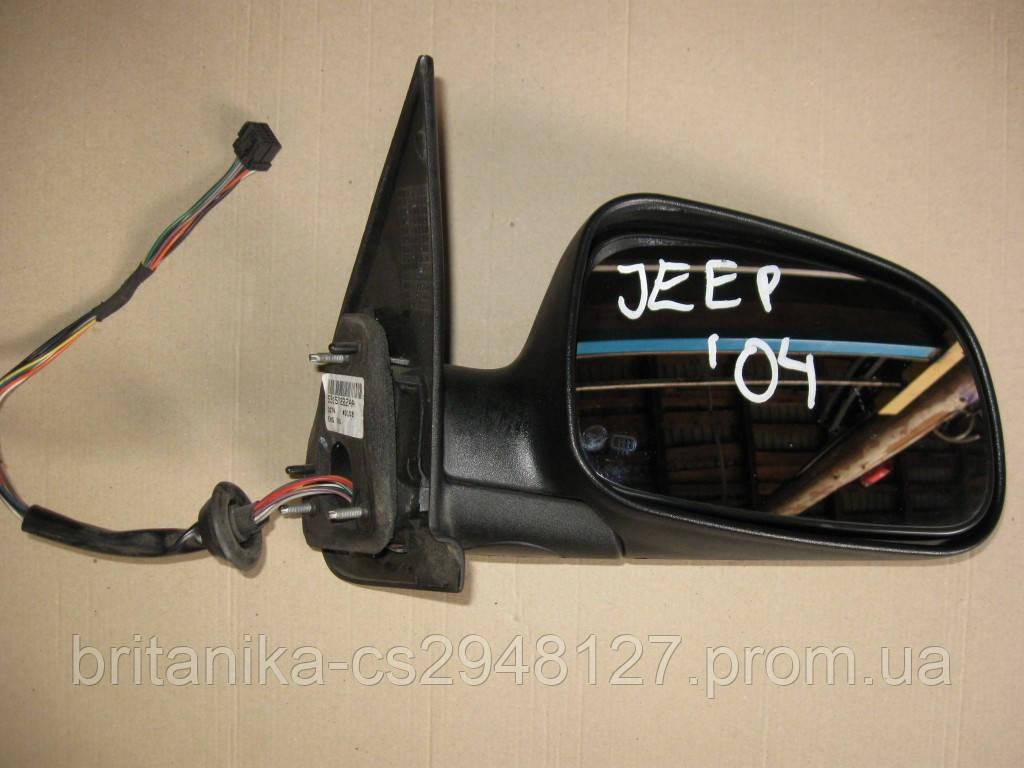 Зеркало правое на Джип Гранд Чероки бу Jeep Grand Cherokee