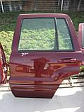 Дверь задняя левая Джип Гранд Чероки бу разные цвета и комплектация Jeep Grand Cherokee, фото 3