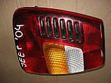 Стоп задний правый  Джип Гранд Чероки бу Jeep Grand Cherokee, фото 4