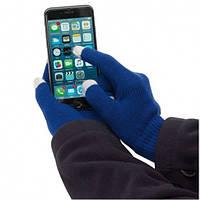 Перчатки тактильные (сенсорные) CONTACT, один размер, фото 1