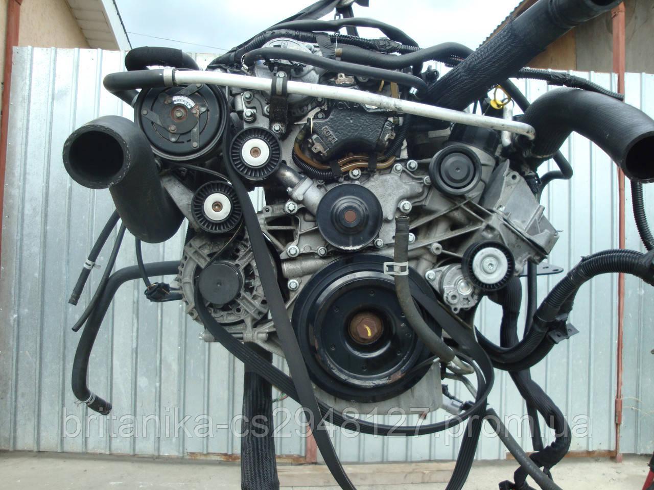 Двигатель на Jeep Grand Cherokee 2.7crd OM647i