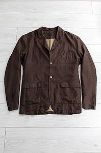 Пиджак мужской коричневый VINCI 204-2