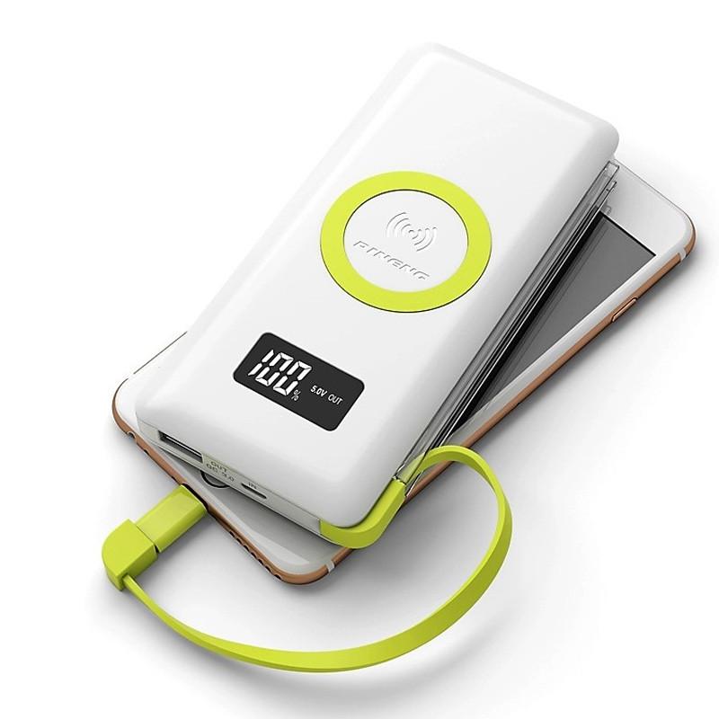 Внешний аккумулятор Power Bank Pineng PN-888 10000 mAh Quick Charge 3.0