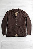 Пиджак мужской коричневый 204-2