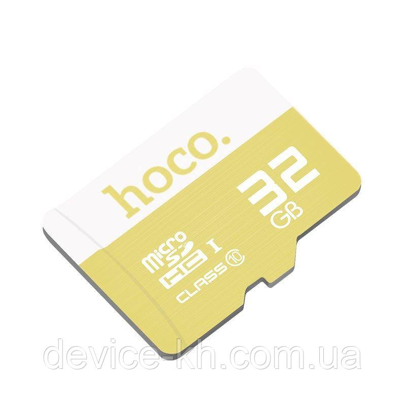 Карта Памяти Hoco microSD 2.0 32GB Original