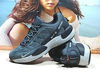 Кроссовки мужские Nike Rivah (реплика)серые 42 р., фото 1
