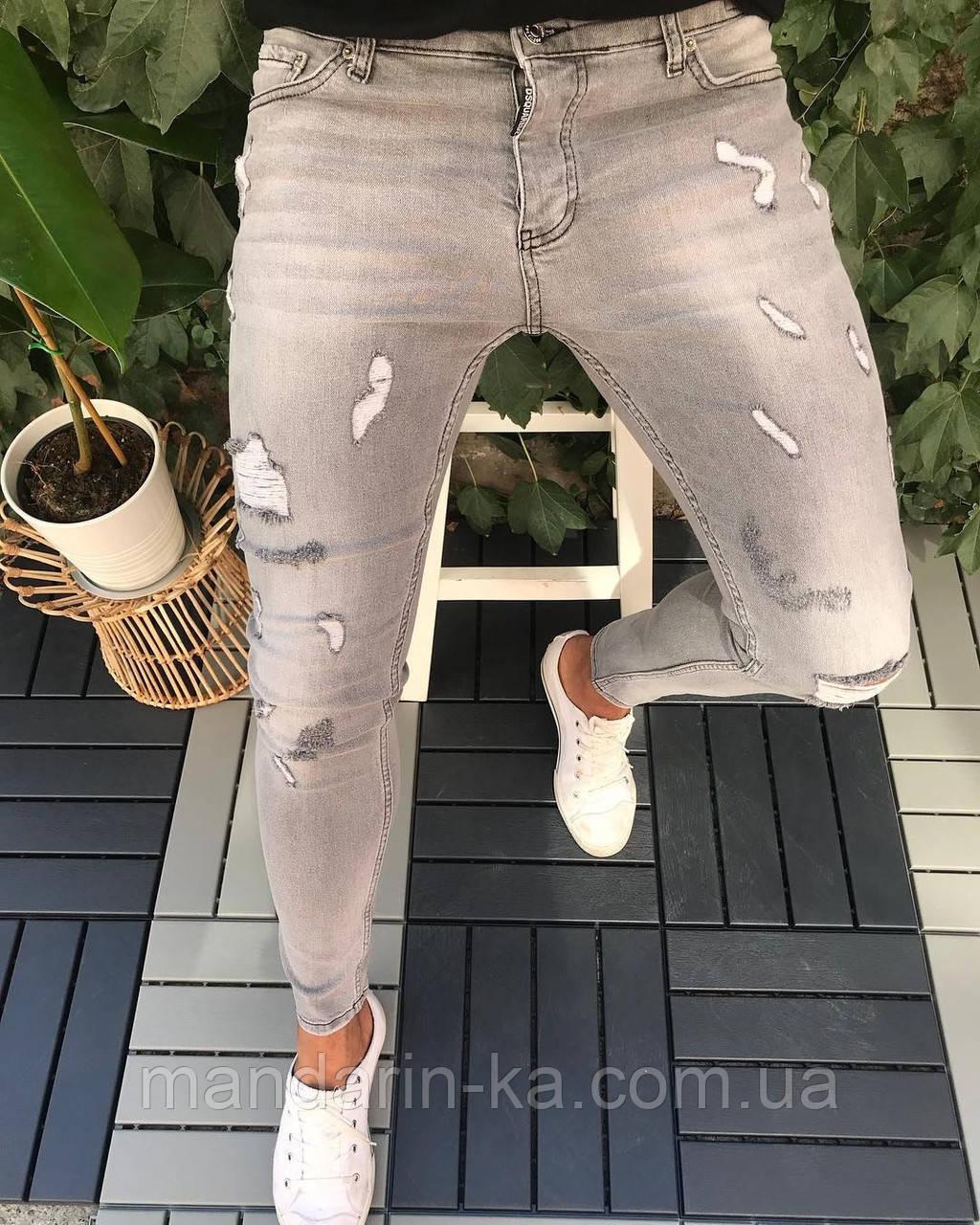 Стильные мужские  джинсы  Dsquared