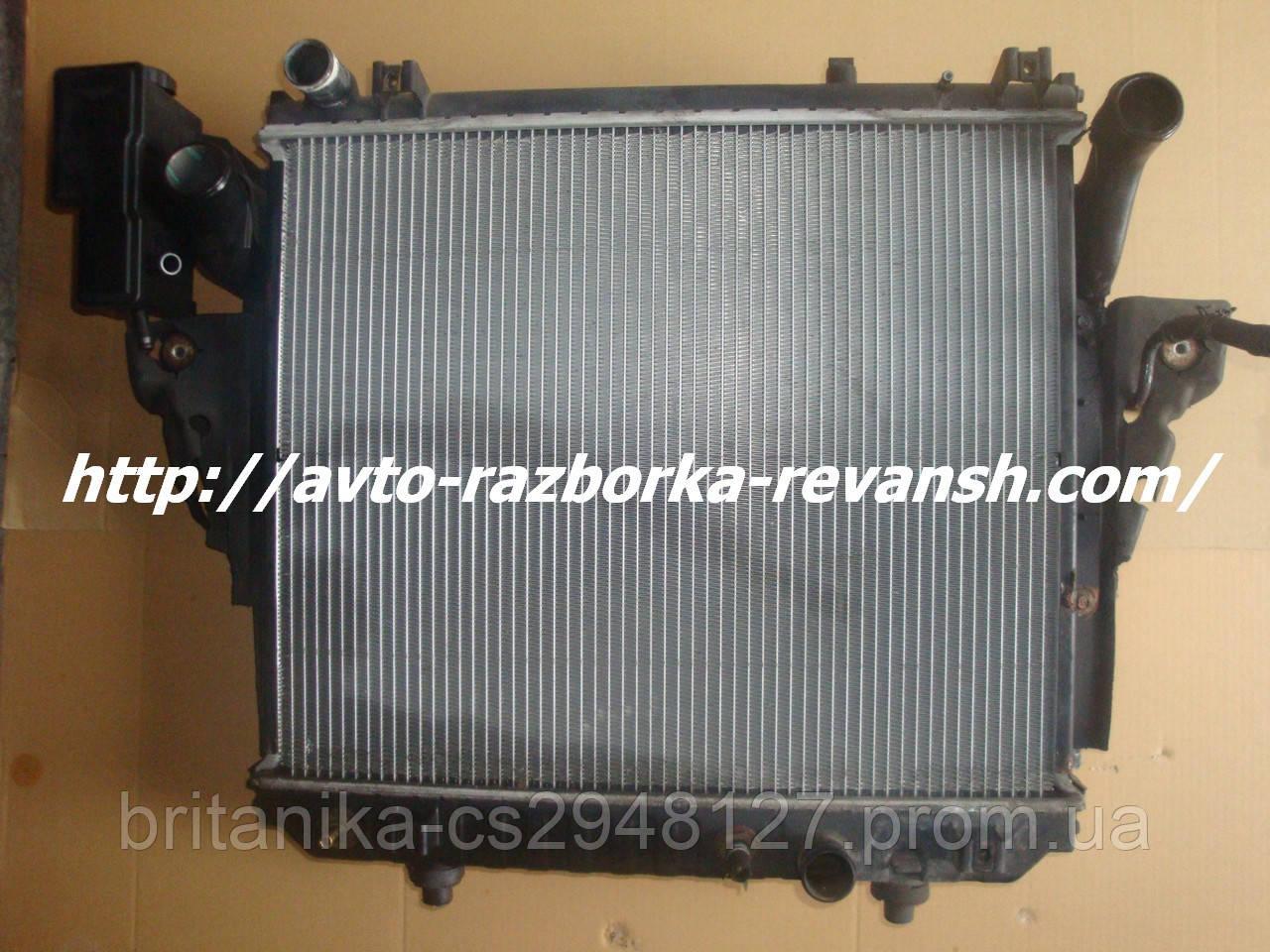 Радиатор водянного охлаждения Джип Гранд Чероки WJ бу 52079969AA