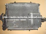 Радиатор водянного охлаждения Джип Гранд Чероки WJ бу 52079969AA, фото 3