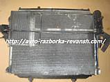 Радиатор водянного охлаждения Джип Гранд Чероки WJ бу 52079969AA, фото 4