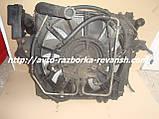 Радиатор водянного охлаждения Джип Гранд Чероки WJ бу 52079969AA, фото 5