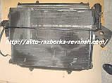 Радиатор водянного охлаждения Джип Гранд Чероки WJ бу 52079969AA, фото 8