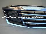 Решетка радиатора SsangYoung Rexton I дорестайл Рекстон бу, фото 2