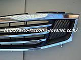 Решетка радиатора SsangYoung Rexton I дорестайл Рекстон бу, фото 3