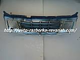 Решетка радиатора SsangYoung Rexton I дорестайл Рекстон бу, фото 4
