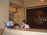 Рекламная полиграфия в гостиницах Киева