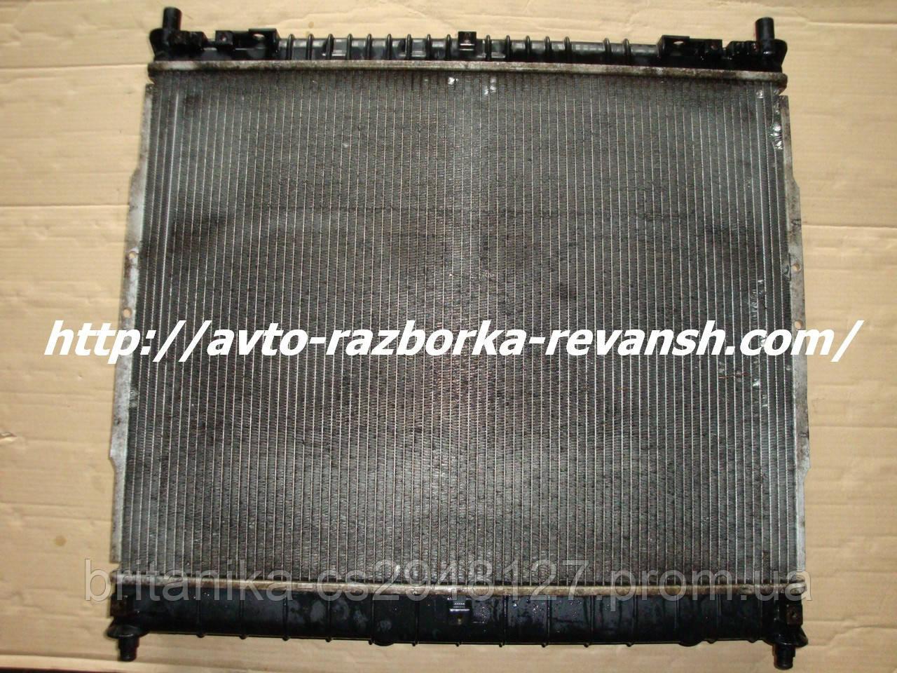 Радиатор охлаждения двигателя SsangYoung Rexton 2.7xdi Рекстон бу