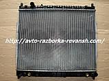 Радиатор охлаждения двигателя SsangYoung Rexton 2.7xdi Рекстон бу, фото 2