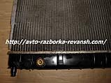 Радиатор охлаждения двигателя SsangYoung Rexton 2.7xdi Рекстон бу, фото 3