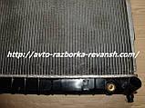 Радиатор охлаждения двигателя SsangYoung Rexton 2.7xdi Рекстон бу, фото 4