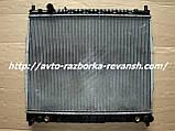 Радиатор охлаждения двигателя SsangYoung Rexton 2.7xdi Рекстон бу, фото 7