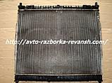 Радиатор охлаждения двигателя SsangYoung Rexton 2.7xdi Рекстон бу, фото 8