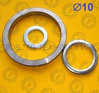 Шайбы для пальцев Ф10 ГОСТ 9649-78, DIN1440