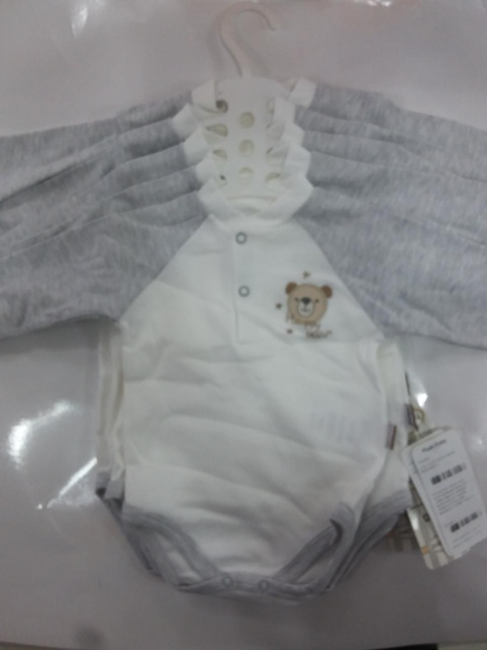 Боди Happy bear р 1-18 месяцев PUAN BABY