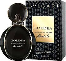Bvlgari Goldea The Roman Night Absolute 50ml жіноча парфумована вода (оригінал)