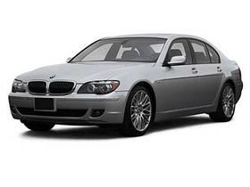 BMW 7 E65 2002-2009